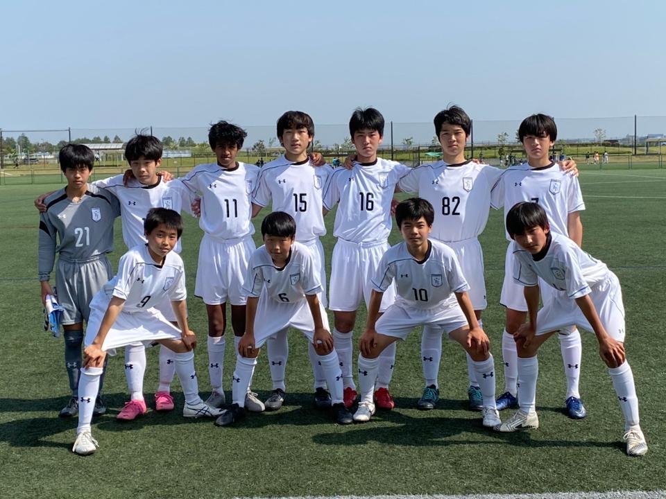 FC fujisawaセレクション開始